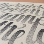 Awesome Typography by Xavier Casalta