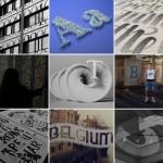 Best-of Typography on Fubiz