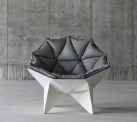 Beautiful Spherical and Geometric Chair  Fubiz Media