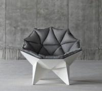 Beautiful Spherical and Geometric Chair  Fubiz Media
