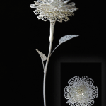 3D Flowers Printing 12