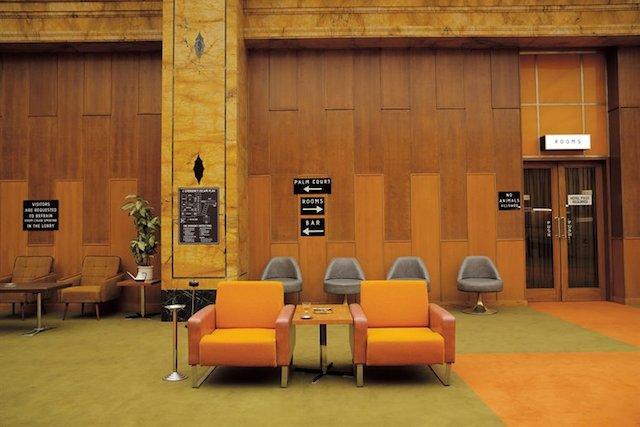 The Interior of Wes Anderson  Fubiz Media