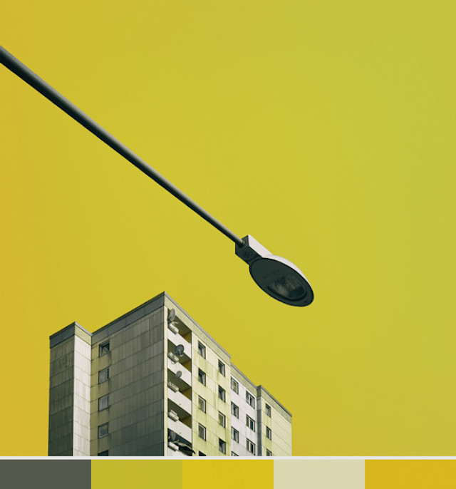 Pantone Photography by Nick Franck