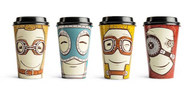 Cups by Stepan Azaryan
