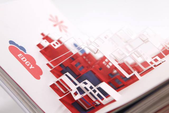 Pop Up Book by Lacoste Live