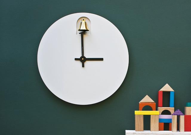 Clock by Alessandro Zambelli