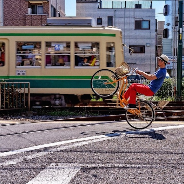 Bicycle Photos By Mamoru Kanai