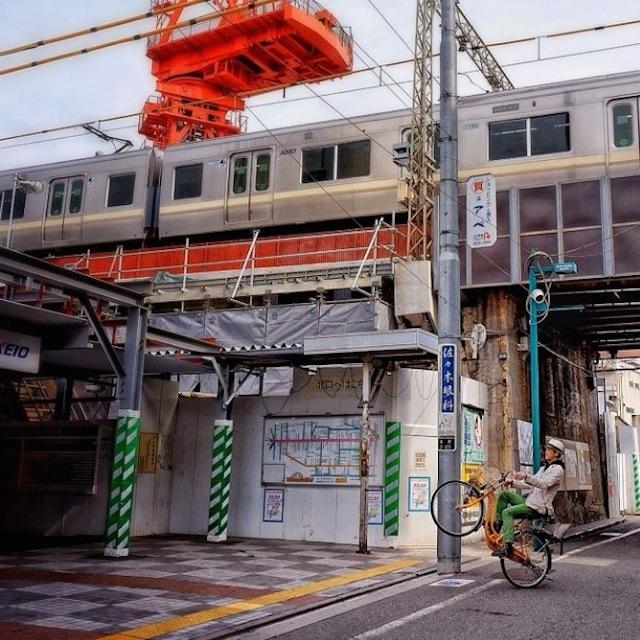 Bicycle Photos By Mamoru Kanai