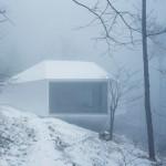 Polygonal White Pavilion-0