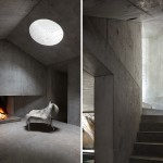 Concrete Cabin by Nickisch Sano Walder_8