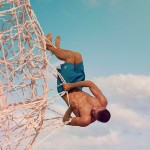 Rainbow-Colored Acrobatic Photography1