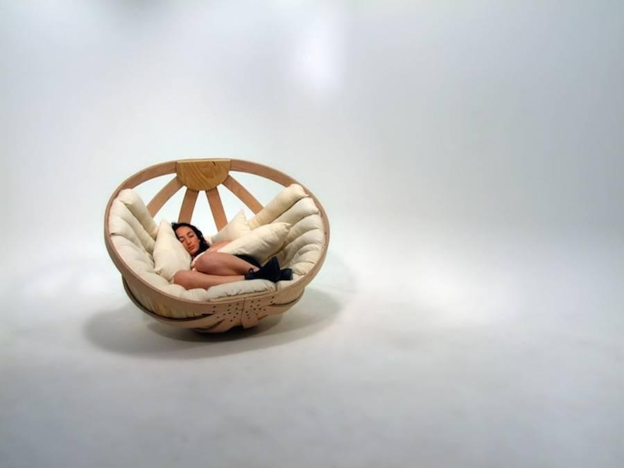 rocking chair cradle salon covers comfy fubiz media