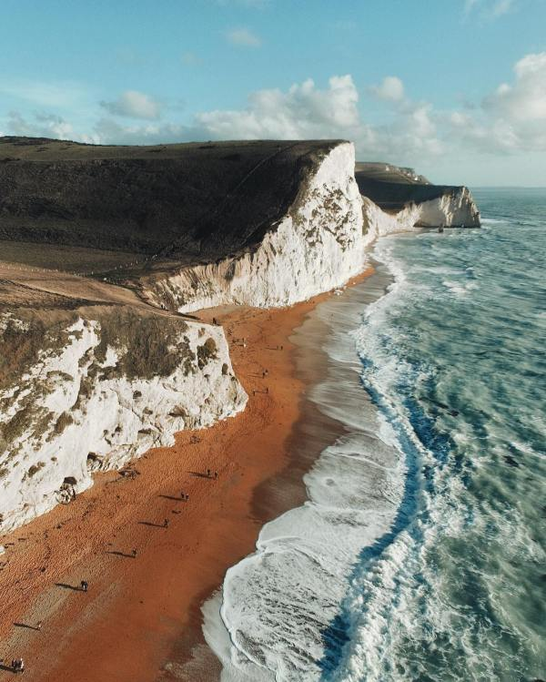 Drone Landscape Photography