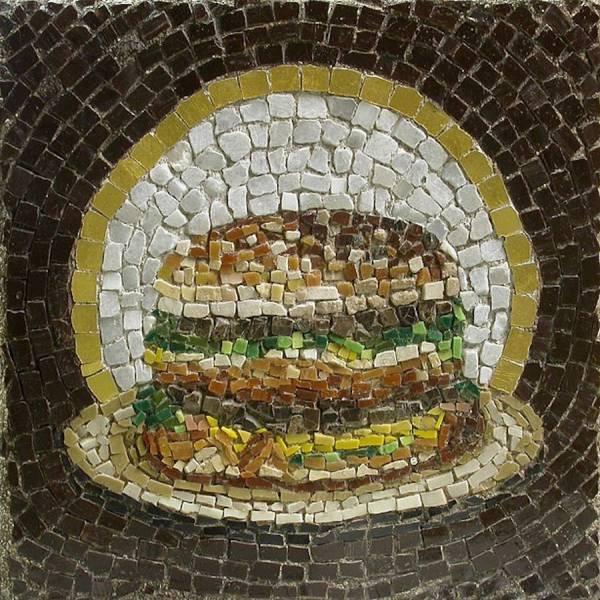 Cheeky Contemporary Mosaic Of Bachor Fubiz Media