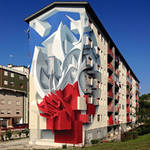 Beautiful and Graffiti Murals by Peeta-1