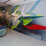 Beautiful and Graffiti Murals by Peeta-10