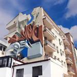 Beautiful and Graffiti Murals by Peeta-2