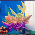 Beautiful and Graffiti Murals by Peeta-4