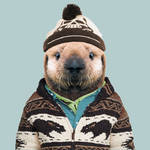 New Humanized Animals by Zoo Portraits-14