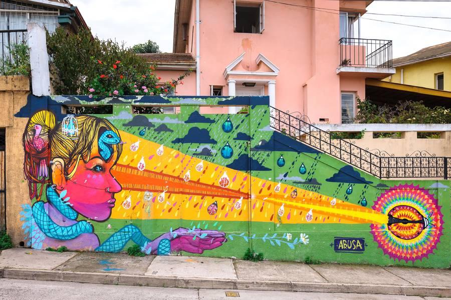 Valparaiso wall art12