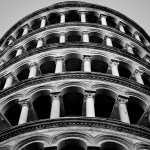 Black and White Architecture by Marc Tran