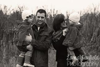 My Family Photo by Laura Harfield Photography