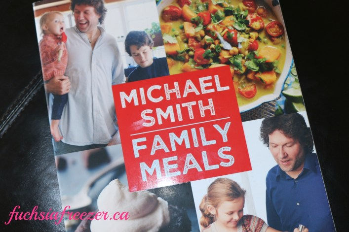 Michael Smith Cook book