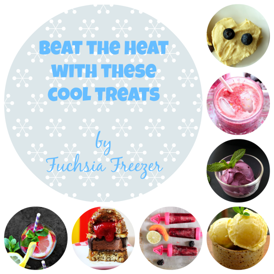 Beat The Heat Recipe Round Up