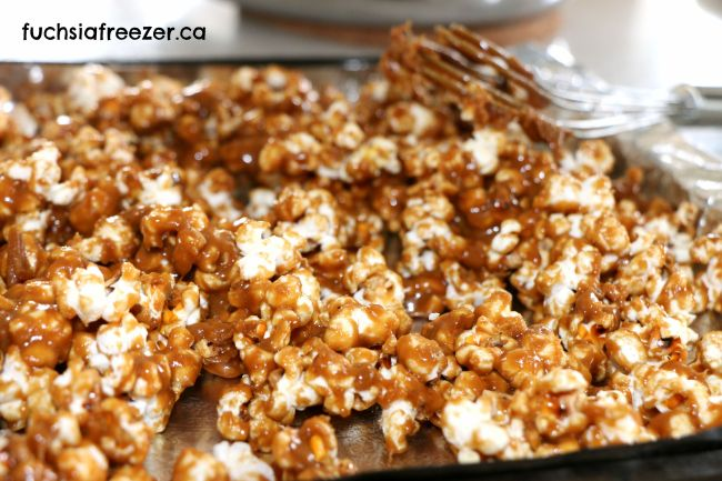 Popcorn Ready for Oven