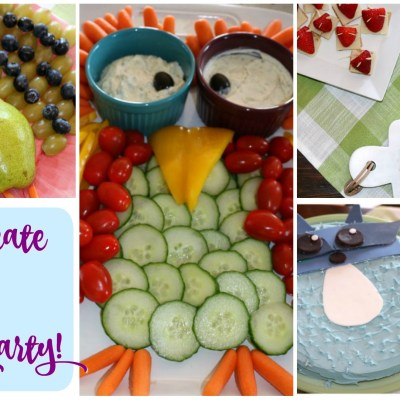 How To Create A Cute Birthday Party Snack Table