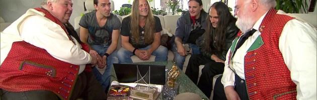 Seht´s euch an: Chris vs. die Wildecker Herzbuben im Januar bei RTL II