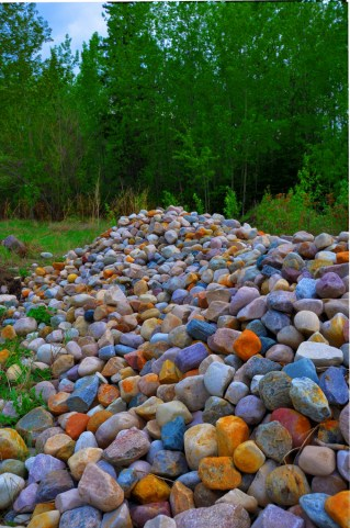 Another fucking pile of rocks.