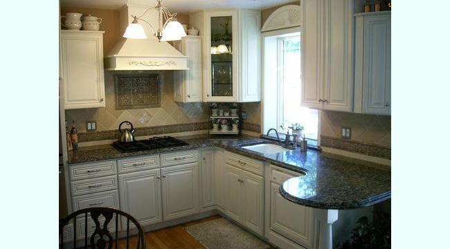 Bianco Antico Granite Countertop  Fuda Tile