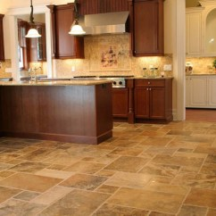 Kitchen Tile Floors Wine Themed Accessories Fuda Stores Gallery Scabos French Pattern Travertine Floor Kb005