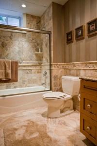 23 Awesome Stone Bathroom Tiles Ideas | eyagci.com