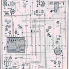 Blue Sea Wiring Diagram 2003 Dodge Ram 2500 Radio Help Requested With 1990 V8 Loom Diagrams - Defender Forum Lr4x4 The Land Rover