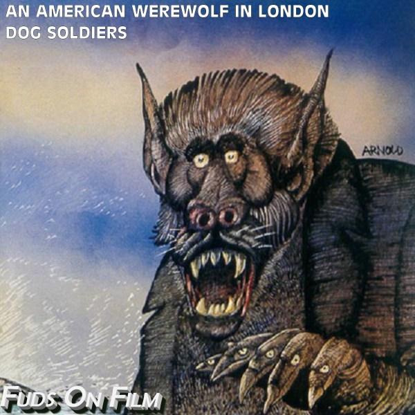 American Werewolf Dog Soldiers