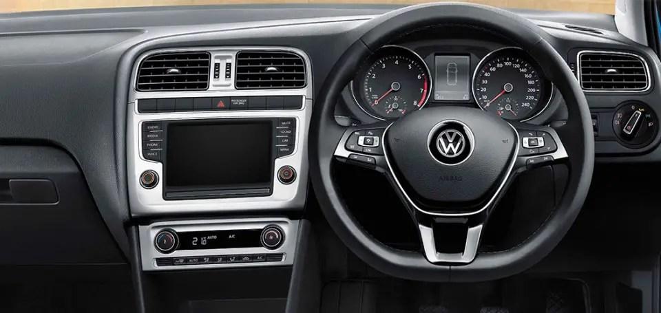 Volkswagen New Polo 1 2 Mpi Highline Interior Image