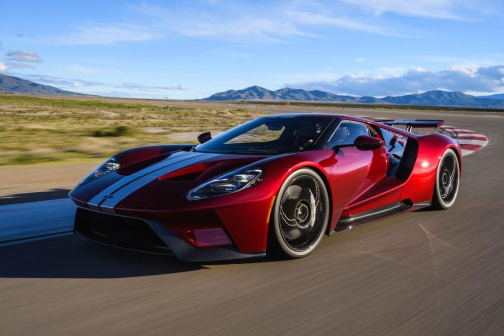 medium resolution of 2017 ford gt supercar