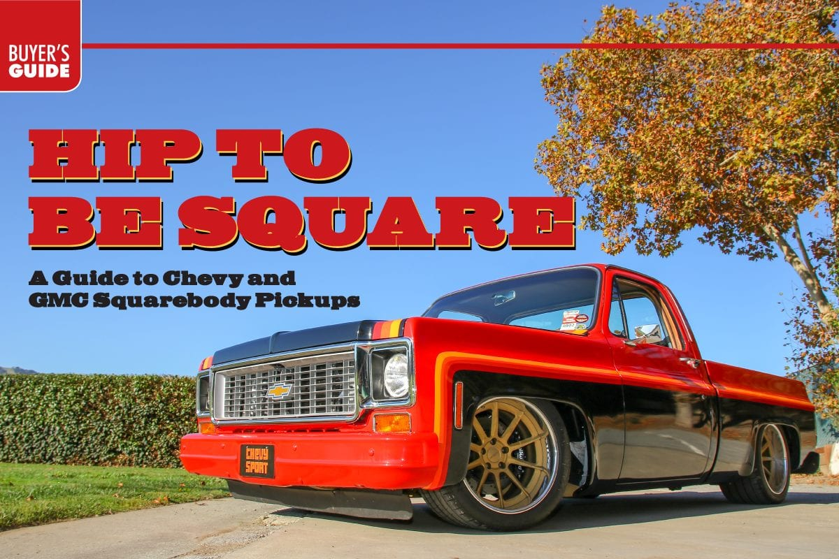hight resolution of squarebody parts guide fuel curve
