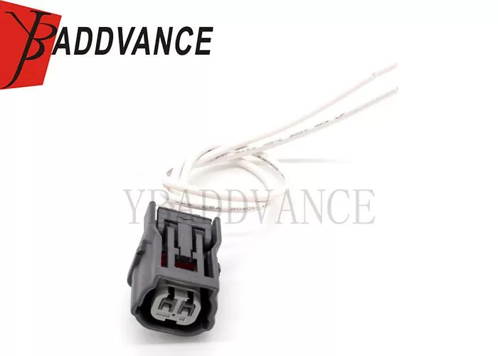 2 Way Auto Wiring Harness Water Temperature Sensor Plug