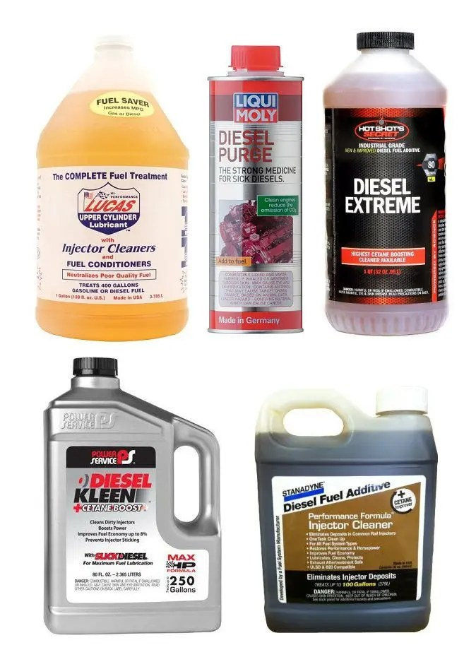 TOP 5 Best Diesel Injector Cleaners  Fuel Injector Cleaner HQ