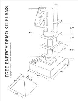 Free Energy Demo Kit Plans