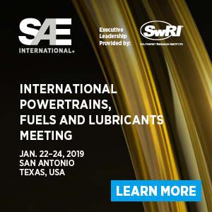 SAE International Powertrains, Fuels & Lubricants Meeting (IPF&L)