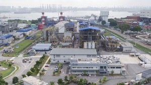 Phase II expansion of Afton Chemical's Jurong plant commences production