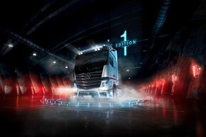 Mercedes Benz Actros | Heavy Duty Truck