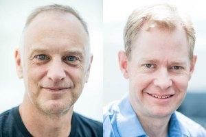 Dimensional Energy co-founders, Jason Salfi and David Erickson.