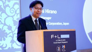 Toyota's Satoshi Hirano honoured as F&L Asia Person of the Year
