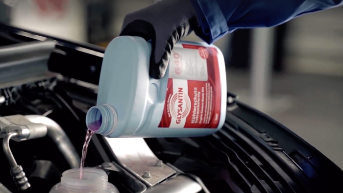 Basf Engine Coolant