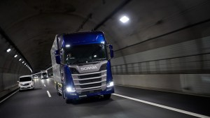 Decarbonising road freight: ACEA calls for smarter solutions